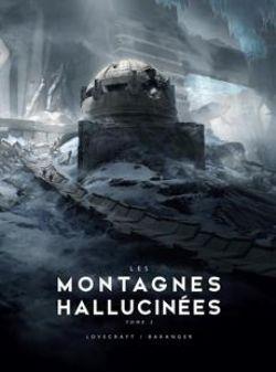 UNIVERS DE LOVECRAFT -  LES MONTAGNES HALLUCINÉES ILLUSTRÉ 02