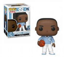 UNIVERSITY OF NORTH CAROLINA -  POP! VINYL FIGURE OF MICHAEL JORDAN (4 INCH) 75