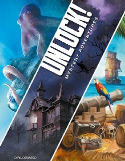 UNLOCK! -  MYSTERY ADVENTURES (ENGLISH)