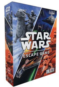 UNLOCK! -  STAR WARS ESCAPE GAME (ENGLISH)