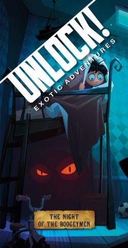 UNLOCK! -  THE NIGHT OF THE BOOGEYMEN (ENGLISH)