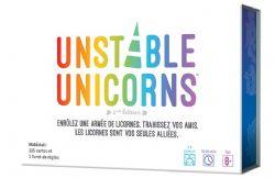 UNSTABLE UNICORNS -  JEU DE BASE (FRENCH)