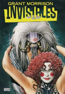 USED BOOK - INVISIBLES TP (ENGLISH)