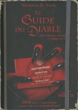 USED BOOK - LE GUIDE DU DIABLE (FRENCH)