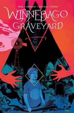 USED BOOK - WINNEBAGO GRAVEYARD (ENGLISH)