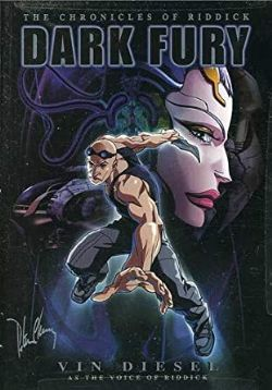 USED DVD - THE CHRONICLES OF RIDDICK (MULTILINGUAL)