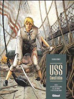 USS CONSTITUTION -  IL Y A DEUX JUSTICES EN MER, CELLE DES GRADÉS ET CELLE DES SANS-GRADES 02