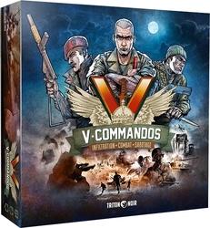 V-COMMANDOS -  V-COMMANDOS (MULTILINGUAL)
