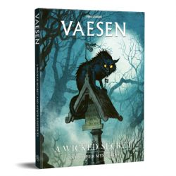 VAESEN NORDIC HORROR -  A GRIM SECRET AND OTHER MYSTERIES (ENGLISH)