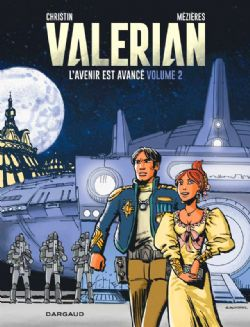 VALÉRIAN -  L'AVENIR EST AVANCÉ 02