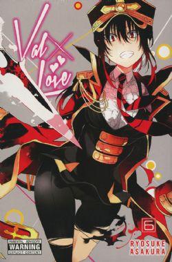 VAL X LOVE -  (ENGLISH V.) 06