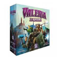 VALERIA: LE ROYAUME -  BASE GAME (FRENCH)