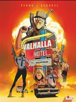 VALHALLA HOTEL -  BITE THE BULLET 01