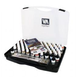 VALLEJO MODEL COLOR BOX SET -  BASE BOX