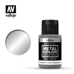 VALLEJO PAINT -  DURALUMINIUM -  METAL COLOR 77702