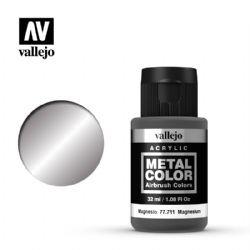 VALLEJO PAINT -  MAGNESIUM -  METAL COLOR 77711