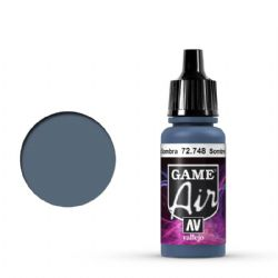 VALLEJO PAINT -  SOMBRE GREY -  GAME AIR 72748