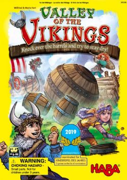 VALLEY OF THE VIKINGS (MULTILINGUAL)