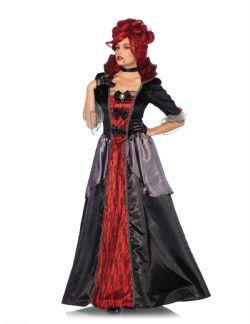 VAMPIRE -  BLOOD COUNTESS COSTUME (ADULT)