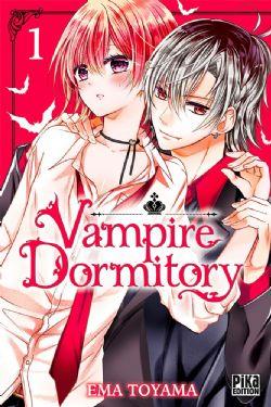VAMPIRE DORMITORY -  (FRENCH V.) 01