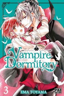 VAMPIRE DORMITORY -  (FRENCH V.) 03