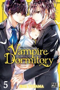 VAMPIRE DORMITORY -  (FRENCH V.) 05