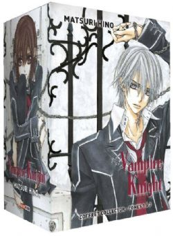 VAMPIRE KNIGHT -  COFFRET COLLECTOR TOMES 01 À 03 (FRENCH V.)