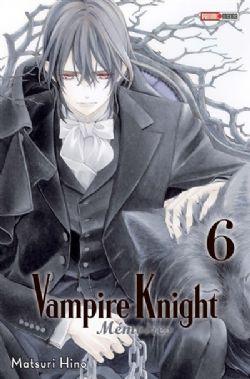 VAMPIRE KNIGHT -  (FRENCH V.) -  MÉMOIRES 06