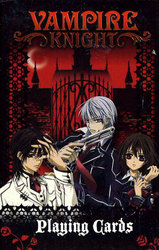 VAMPIRE KNIGHT -  PLAYING CARDS