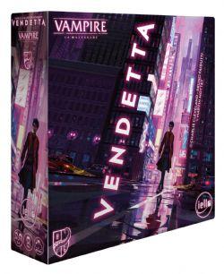 VAMPIRE: THE MASCARADE -  VENDETTA (FRENCH)