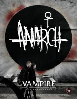 VAMPIRE: THE MASQUERADE -  ANARCH (ENGLISH)