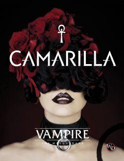 VAMPIRE: THE MASQUERADE -  CAMARILLA (ENGLISH)