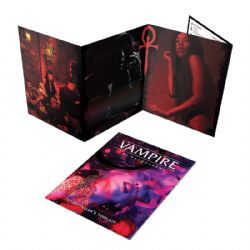 VAMPIRE : THE MASQUERADE -  SCREEN AND TOOLKIT