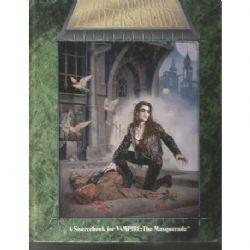 VAMPIRE : THE MASQUERADE -  THE VAMPIRE PLAYERS GUIDE (ENGLISH)
