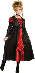 VAMPIRE -  VAMPIRESS COSTUME (CHILD)
