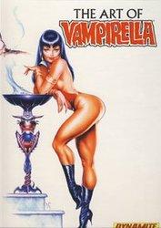 VAMPIRELLA -  THE ART OF VAMPIRELLA HC