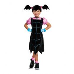 VAMPIRINA -  VAMPIRINA COSTUME (CHILD)