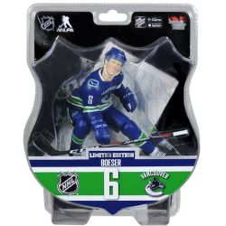 VANCOUVER CANUCKS -  BROCK BOESER #06 FIGURE (6 INCH) LIMITED EDITION
