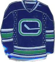 VANCOUVER CANUCKS -  THIRD JERSEY PIN