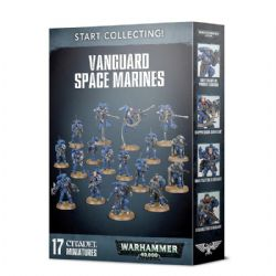 VANGUARD SPACE MARINES -  START COLLECTING!