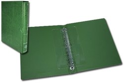 VARIO-F -  GREEN RINGBINDER WITH SLIPCASE