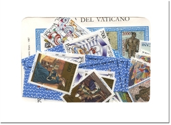 VATICAN -  1987 COMPLETE YEAR SET, NEW STAMPS