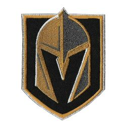 VEGAS GOLDEN KNIGHTS -  EMBROIDERED LOGO PATCH