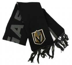 VEGAS GOLDEN KNIGHTS -  SCARF - BLACK