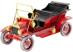 VEHICLES -  1908 FORD MODEL T RED - 2 SHEETS