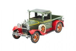 VEHICLES -  1931 FORD MODEL A - 2 SHEETS