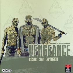 VENGEANCE -  ROSARI CLAN (FRENCH)