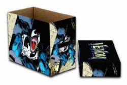 VENOM -  200 COMICS CARDBOARD BOX