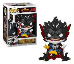 VENOM -  POP! VINYL BOBBLE-HEAD OF VENOMIZED DOCTOR STRANGE (4 INCH) -  SPIDER-MAN : MAXIMUM VENOM 602
