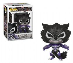 VENOM -  POP! VINYL BOBBLE-HEAD OF VENOMIZED ROCKET (4 INCH) 515